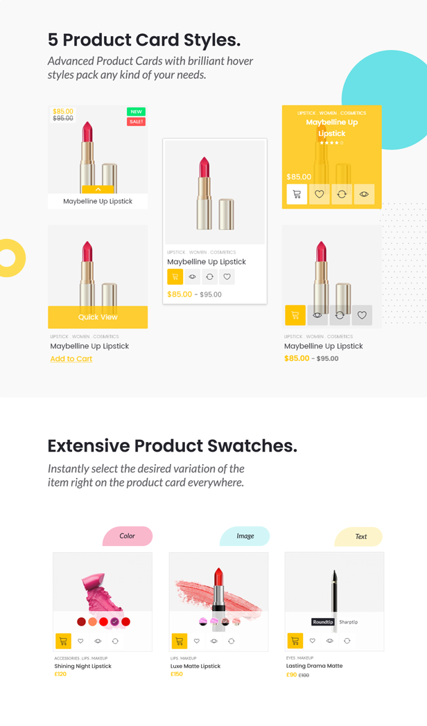 Pinkmart - WooCommerce WordPress Theme - Product card