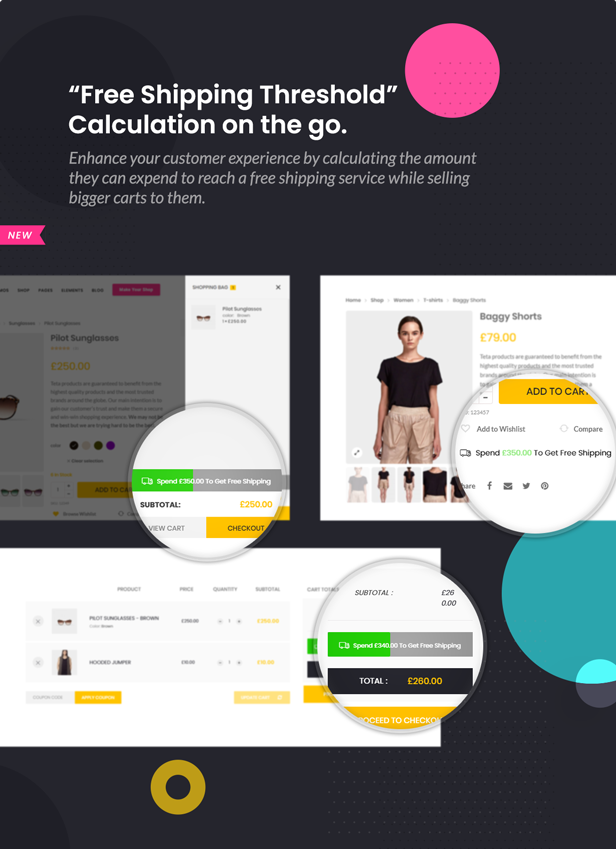 Pinkmart - WooCommerce WordPress Theme - demos