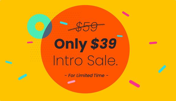 Pinkmart - WooCommerce WordPress Theme - sale banner