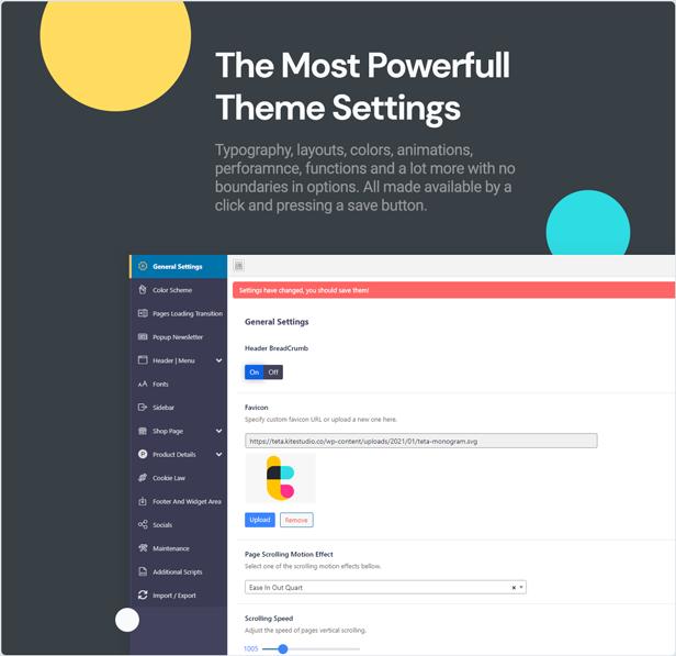 teta - WooCommerce WordPress Theme - XD Include